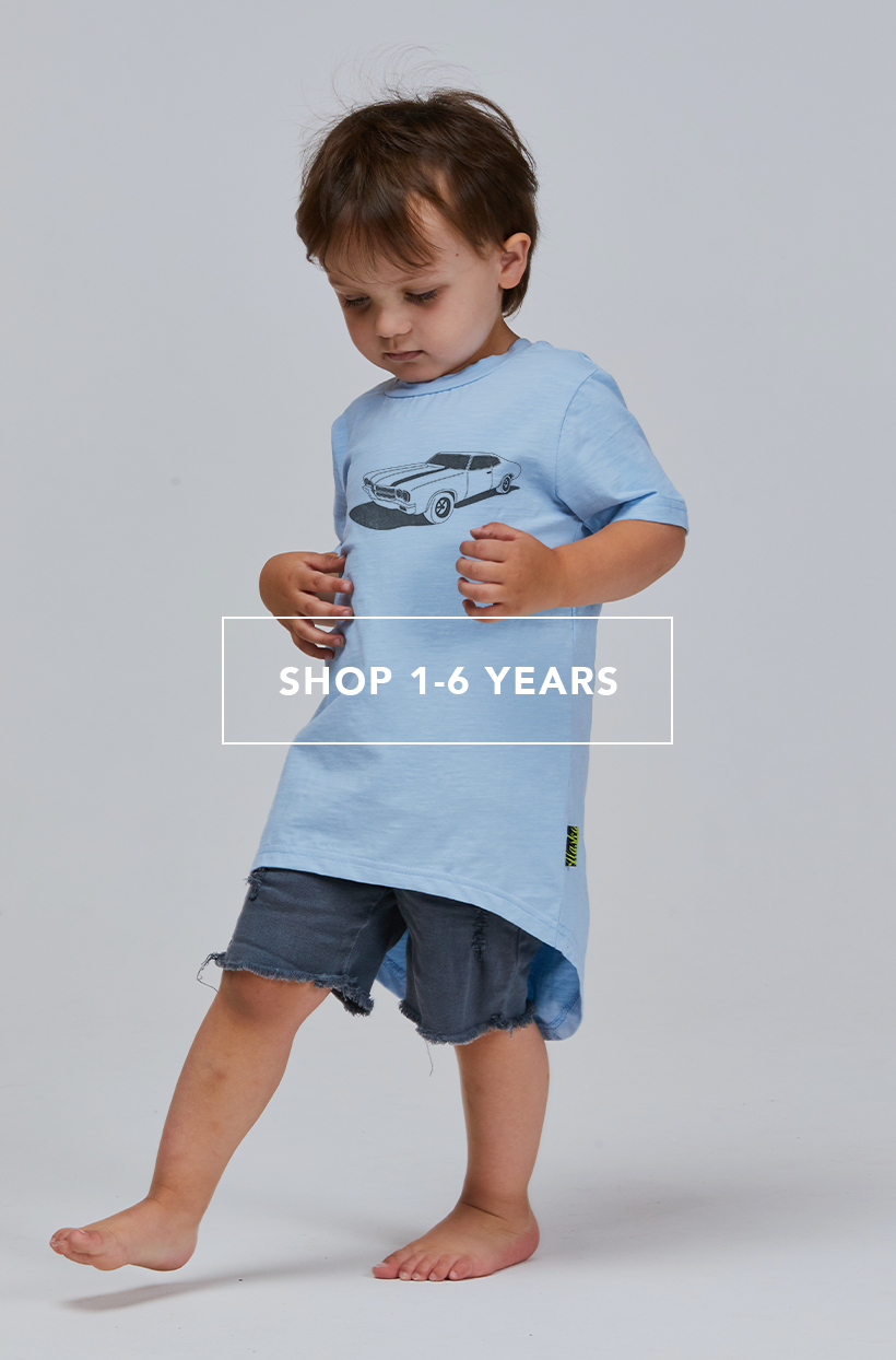 Boys Printed Tees
