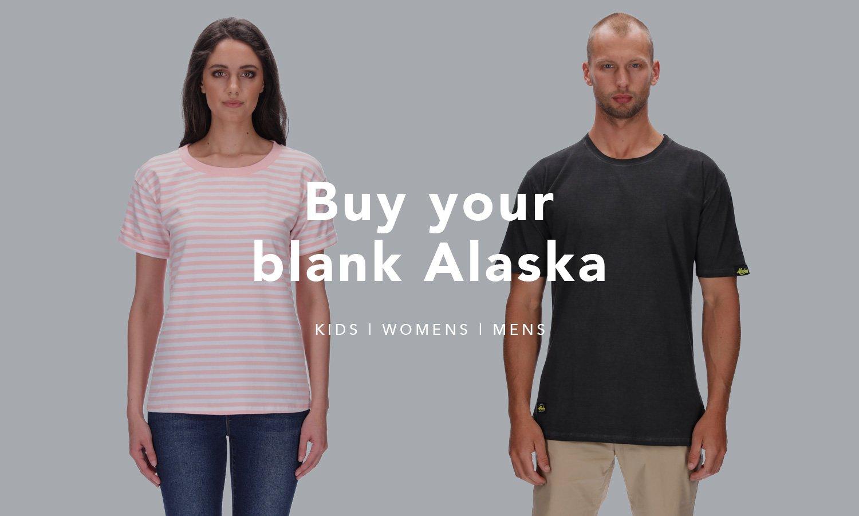 Blank Tees Custom Design Hoodies T Shirts Design Your Own Alaska