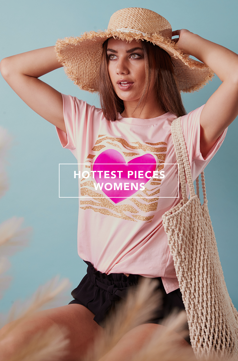 Hottest Pieces Womens