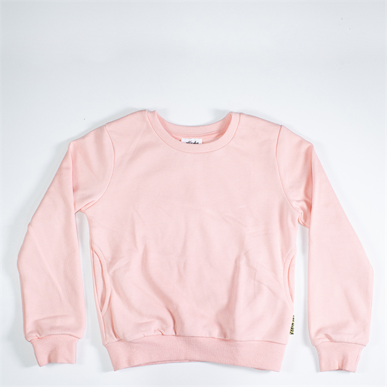 RICKI PINK 6-12 YRS SWEATER BLANK