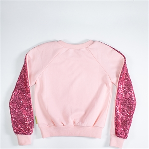EVIE PINK 2-6 YRS SWEATER BLANK