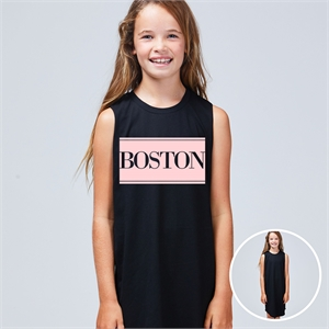 ZEPPLIN BOSTON BOLD BLUSH PINK