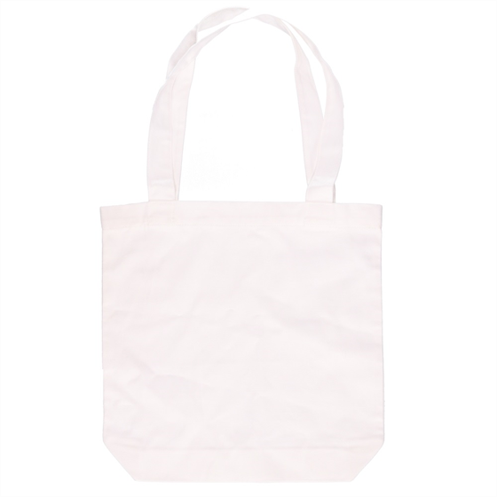 CARRIE CREAM TOTE BLANK