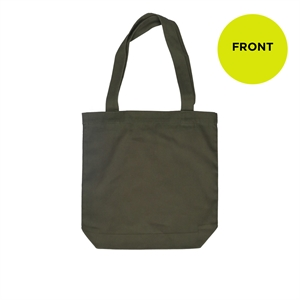 CARRIE ARMY TOTE BLANK